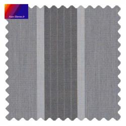 Toile collection Manosque gris : détail