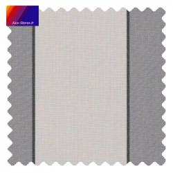Toile collection Sienne gris : détail de la toile