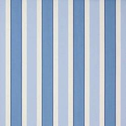 Store Lacanau 480 x 260 Bleu Hardelot : détail de la toile