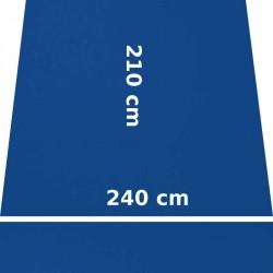 Store Lacanau 242 x 210 Bleu Océan : descriptif