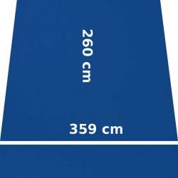 Store Lacanau 360 x 260 Bleu Océan : descriptif