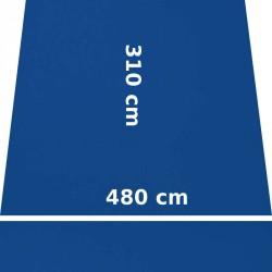 Store Lacanau 480 x 310 Bleu Océan : descriptif