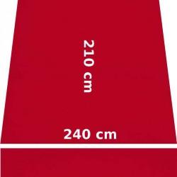 Store Lacanau 242 x 210 Rouge Cerise : descriptif