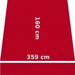 Store Lacanau 360 x 160 Rouge Cerise : descriptif