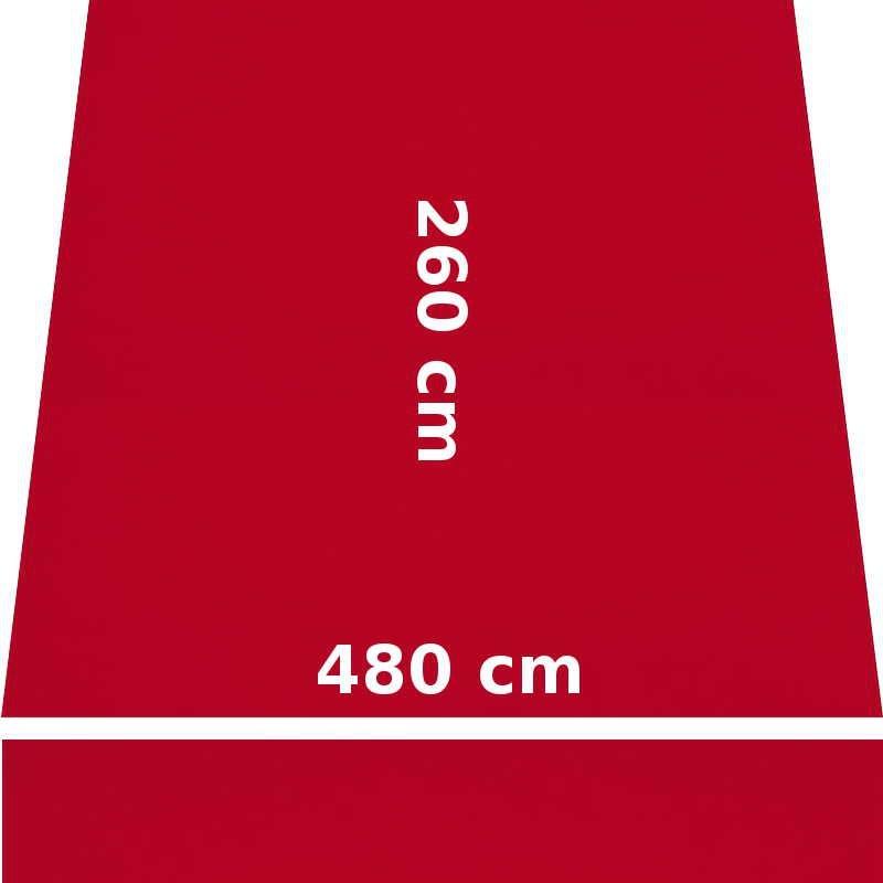Store Lacanau 480 x 260 Rouge Cerise : descriptif