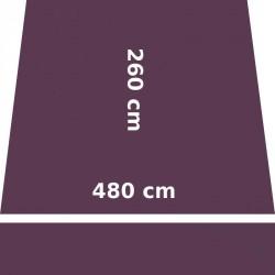 Store Lacanau 480 x 260 Violet Cassis : descriptif