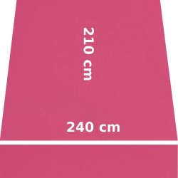Store Lacanau 242 x 210 Rose Pink : descriptif