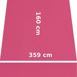 Store Lacanau 360 x 160 Rose Pink : descriptif
