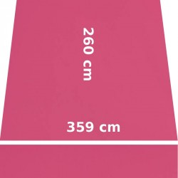Store Lacanau 360 x 260 Rose Pink : descriptif