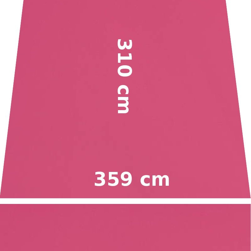 Store Lacanau 360 x 310 Rose Pink : descriptif