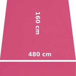 Store Lacanau 480 x 160 Rose Pink : descriptif
