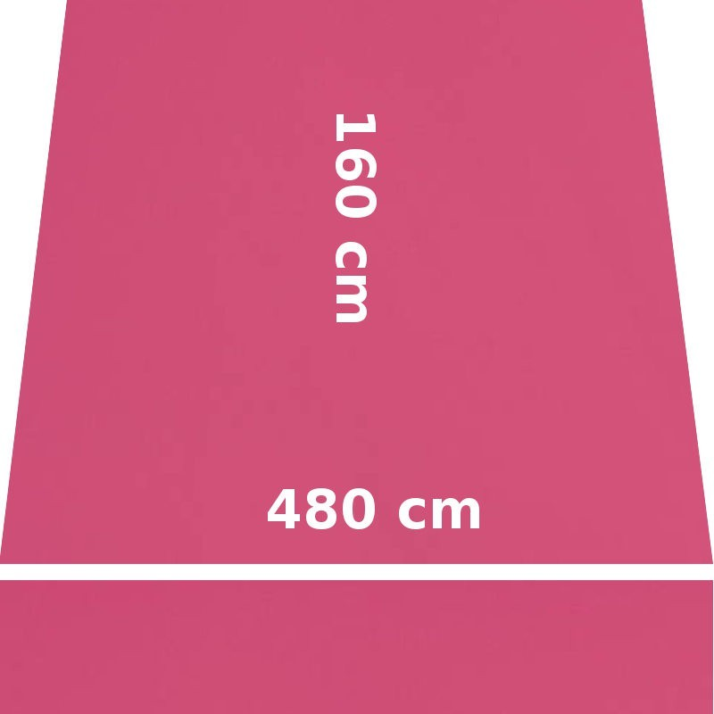 Store Lacanau 480 x 160 Rose Pink : descriptif
