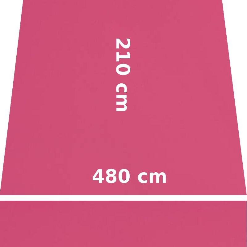 Store Lacanau 480 x 210 Rose Pink : descriptif