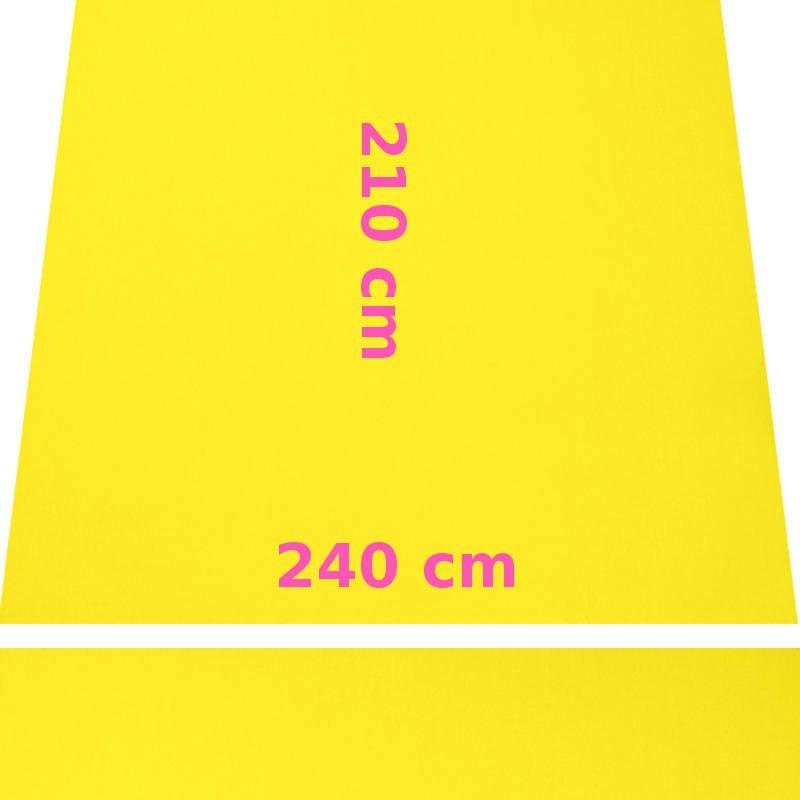 Store Lacanau 242 x 210 Jaune Citron : descriptif