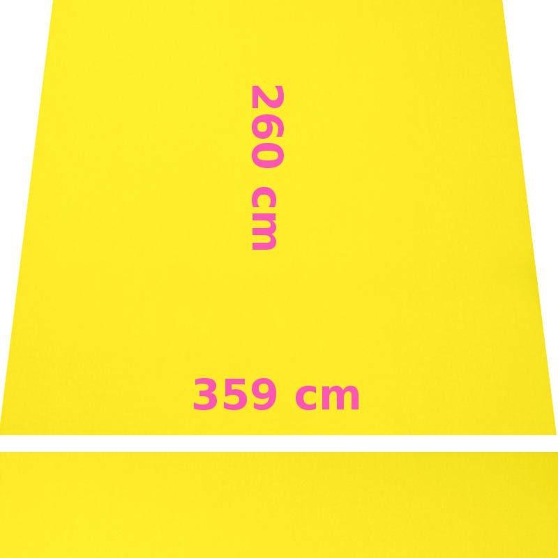 Store Lacanau 360 x 260 Jaune Citron : descriptif