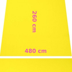 Store Lacanau 480 x 260 Jaune Citron : descriptif