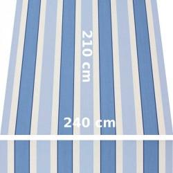 Store Lacanau 242 x 210 Bleu Hardelot : descriptif