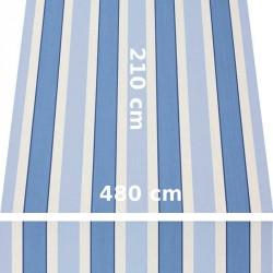 Store Lacanau 480 x 210 Bleu Hardelot : descriptif