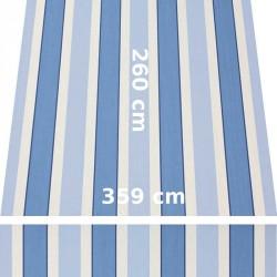 Store Lacanau 360 x 260 Bleu Hardelot : descriptif