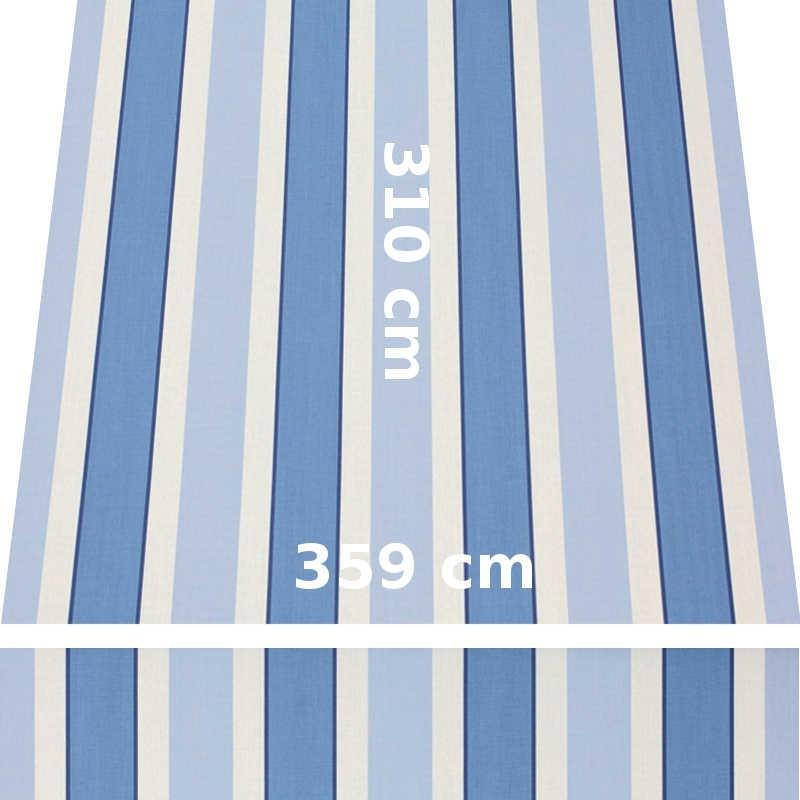 Store Lacanau 360 x 310 Bleu Hardelot : descriptif