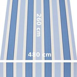 Store Lacanau 480 x 260 Bleu Hardelot : descriptif