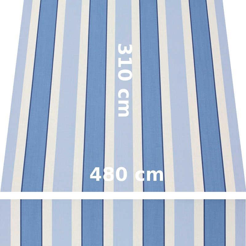 Store Lacanau 480 x 310 Bleu Hardelot : descriptif