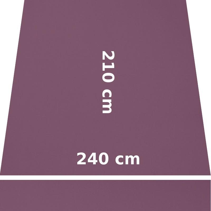 Store Lacanau 242 x 210 Violet Mauve : descriptif