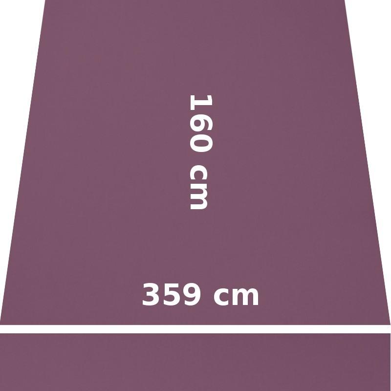 Store Lacanau 360 x 160 Mauve : descriptif
