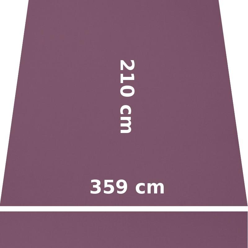 Store Lacanau 360 x 210 Mauve : descriptif