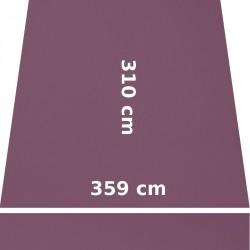 Store Lacanau 360 x 310 Violet Mauve : descriptif