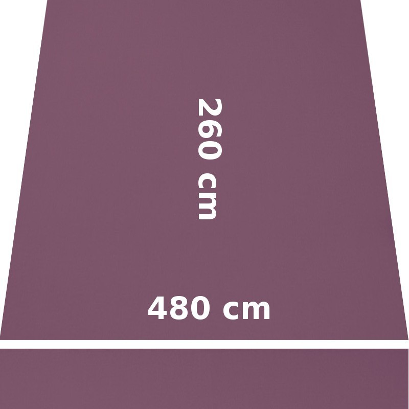 Store Lacanau 480 x 260 Mauve : descriptif