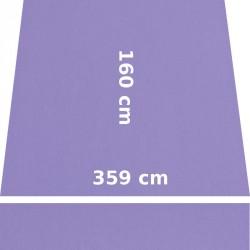 Store Lacanau 360 x 160 Violet Lilas : descriptif