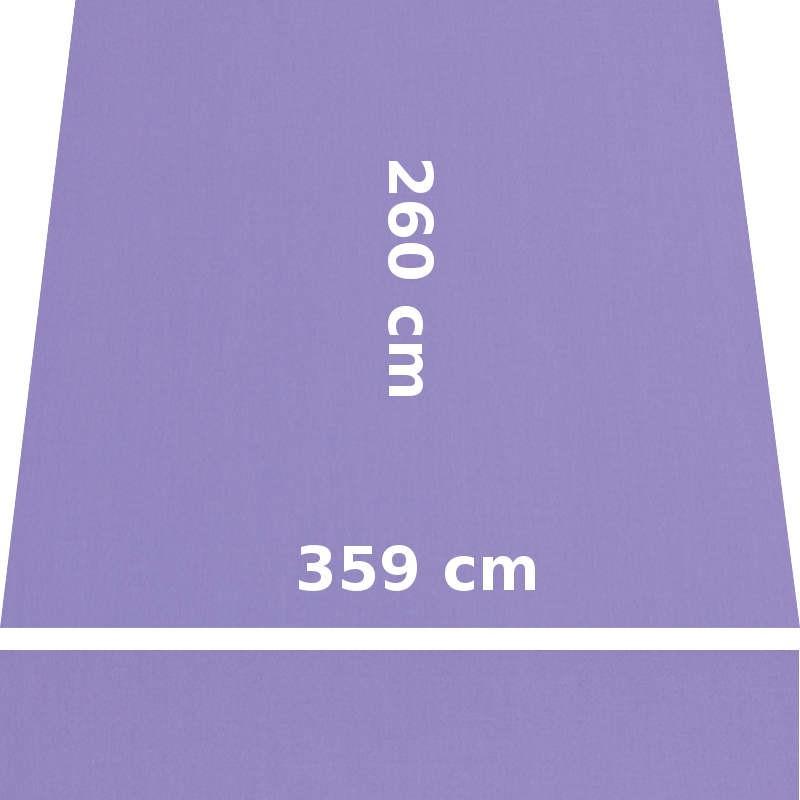 Store Lacanau 360 x 260 Violet Lilas : descriptif