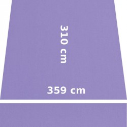 Store Lacanau 360 x 310 Violet Lilas : descriptif