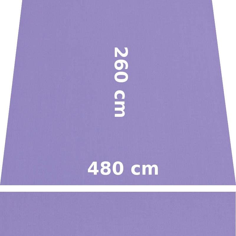 Store Lacanau 480 x 260 Violet Lilas : descriptif