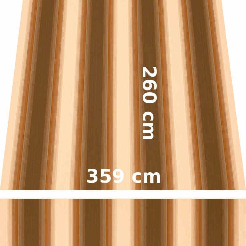 Store Lacanau 360 x 260 Oceanides : descriptif