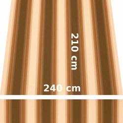 Store Lacanau 242 x 210 Oceanides : descriptif
