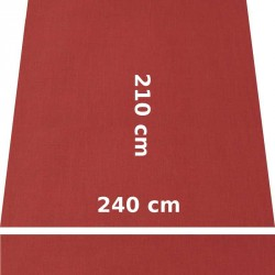 Store Lacanau 242 x 210 Terracotta : descriptif