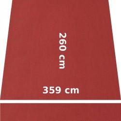 Store Lacanau 360 x 260 Terracotta : descriptif