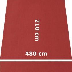 Store Lacanau 480 x 210 Terracotta : descriptif