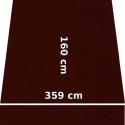 Store Lacanau Medoc 360 x 160 Rouge Lie de Vin : descriptif