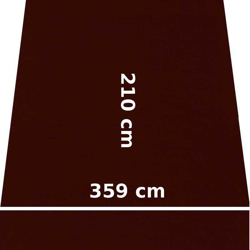 Store Lacanau Medoc 360 x 210 Rouge Lie de Vin : descriptif