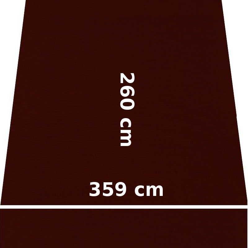 Store Lacanau Medoc 360 x 260 Rouge Lie de Vin : descriptif