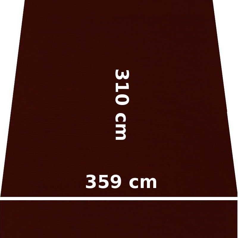 Store Lacanau Medoc 360 x 310 Rouge Lie de Vin : descriptif