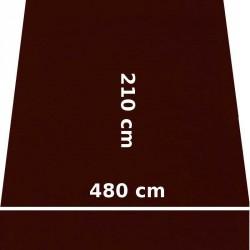 Store Lacanau Medoc 480 x 210 Rouge Lie de Vin : descriptif