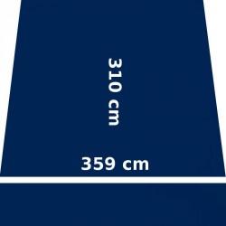 Store Lacanau Ocean 360 x 310 Bleu Marine : descriptif