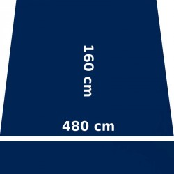 Store Lacanau Ocean 480 x 160 Bleu Marine : descriptif