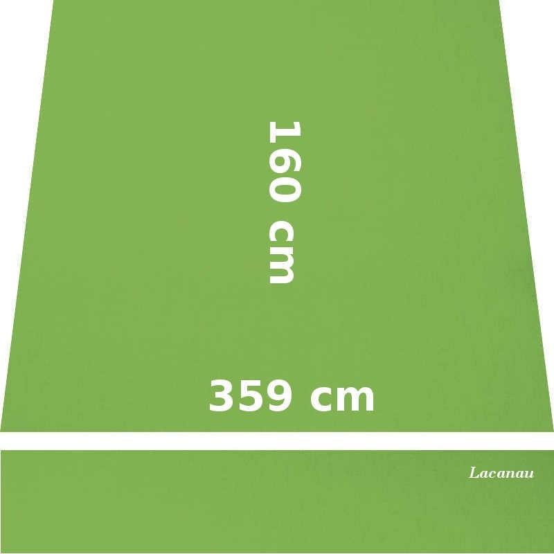 Store Lacanau 360 x 160 Vert Amande : descriptif