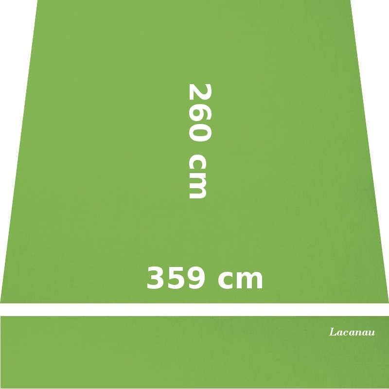 Store Lacanau 360 x 260 Vert Amande : descriptif