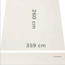 Store Lacanau 360 x 260 Blanc Ecru : descriptif
